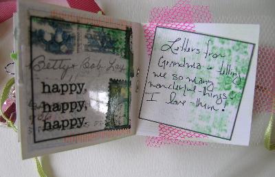 Grandma Letters